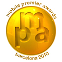 Mobile Premier Awards 2010